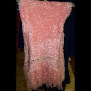 Bebe Scarf Extremely Soft w/'Bebe' Crystals